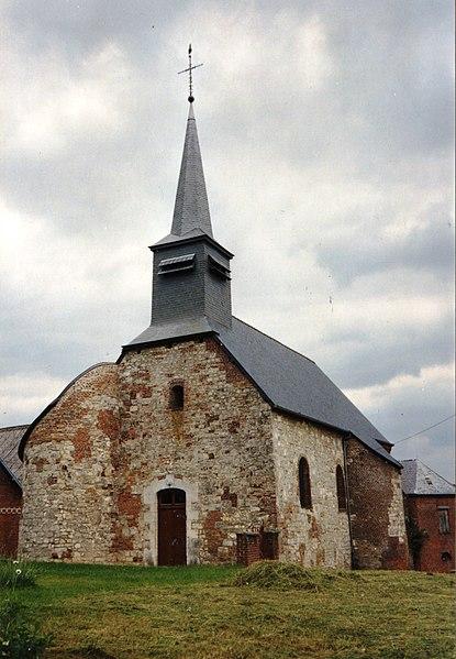Photo du Monument Historique Eglise situé à La Hérie