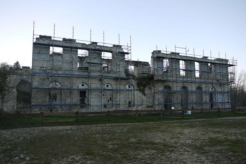 Photo du Monument Historique Ancienne abbaye de Valsery situé à Soissons