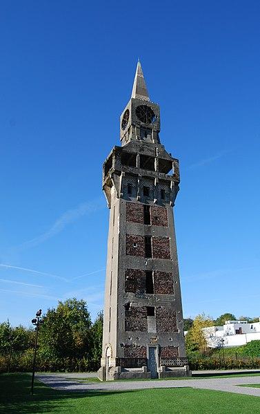 Photo du Monument Historique Tour Florentine situé à Buire