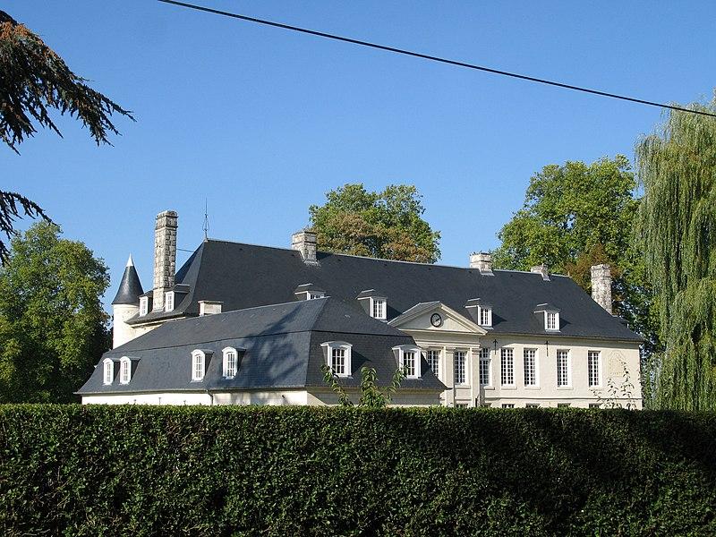 Photo du Monument Historique Château situé à Villers-Hélon