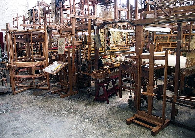 Photo du Monument Historique Usine textile La Filandière situé à Fresnoy-le-Grand