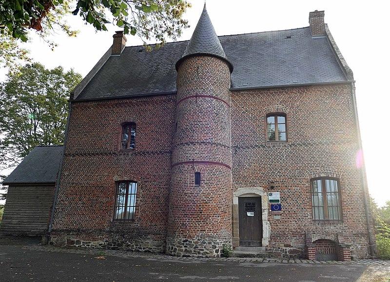 Photo du Monument Historique Maison du Prévôt situé à Saint-Michel