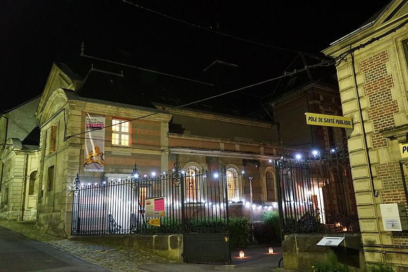 Photo du Monument Historique Hôtel Dieu situé à Château-Thierry