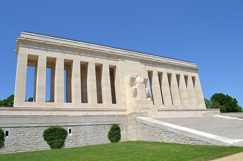Photo du Monument Historique Monument américain de la cote 204 situé à Château-Thierry