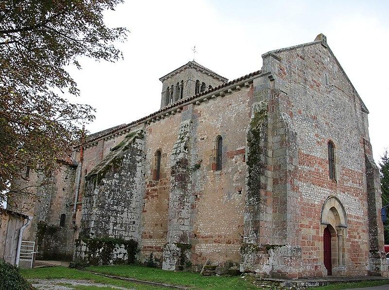 Photo du Monument Historique Eglise Notre-Dame situé à Agonges