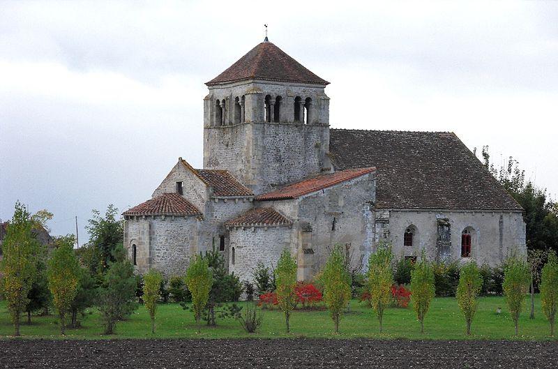 Photo du Monument Historique Ancienne église situé à Barberier