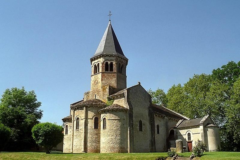 Photo du Monument Historique Eglise Saint-Symphorien situé à Biozat