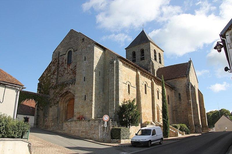 Photo du Monument Historique Eglise Saint-Julien situé à Couleuvre