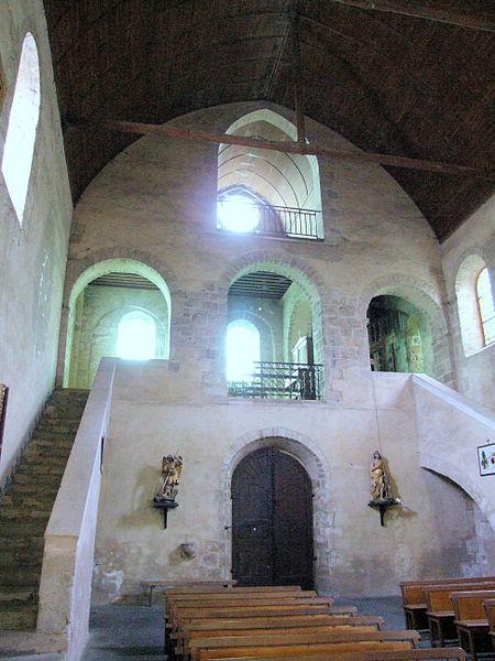 Photo du Monument Historique Eglise Notre-Dame situé à Huriel