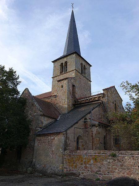 Photo du Monument Historique Eglise Saint-Martin situé à Hyds