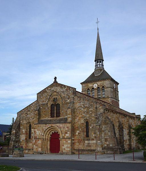 Photo du Monument Historique Eglise Saint-Prejet situé à Malicorne