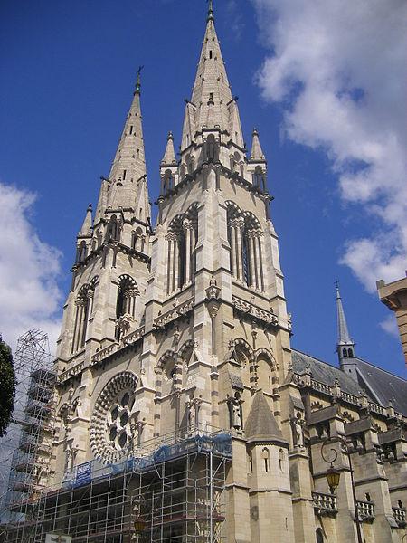Photo du Monument Historique Cathédrale Notre-Dame situé à Moulins