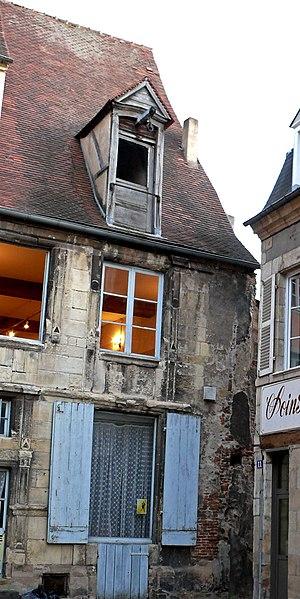 Photo du Monument Historique Ancienne cour des comptes situé à Moulins
