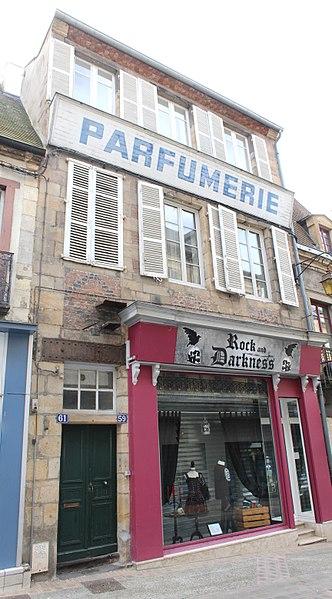 Photo du Monument Historique Ancien hôtel des Feydeau situé à Moulins