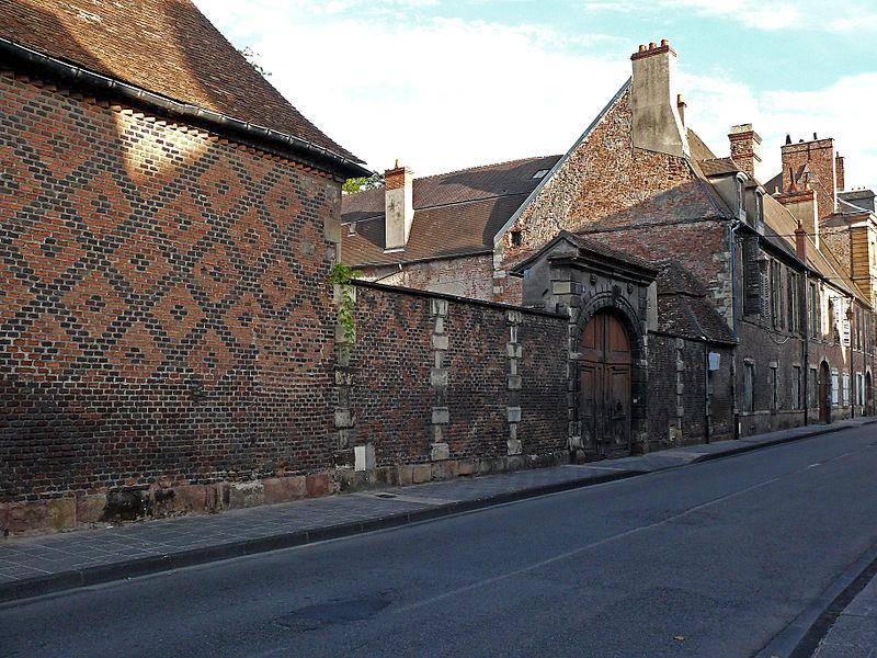 Photo du Monument Historique Ancien hôtel Héron situé à Moulins