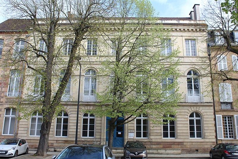 Photo du Monument Historique Ancien hôtel de Rochefort situé à Moulins