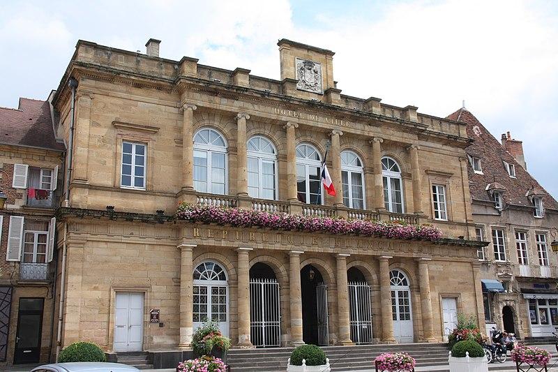 Photo du Monument Historique Hôtel de ville situé à Moulins