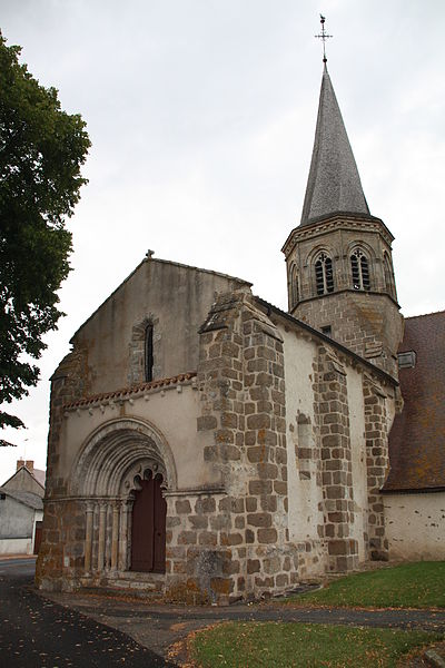 Photo du Monument Historique Eglise Saint-Bonnet situé à Saint-Bonnet-de-Four