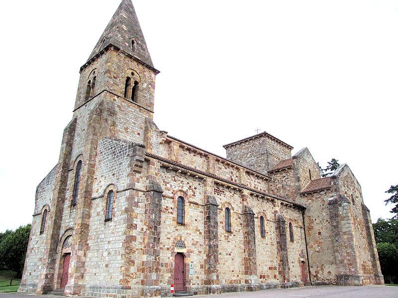 Photo du Monument Historique Eglise Saint-Désiré situé à Saint-Désiré