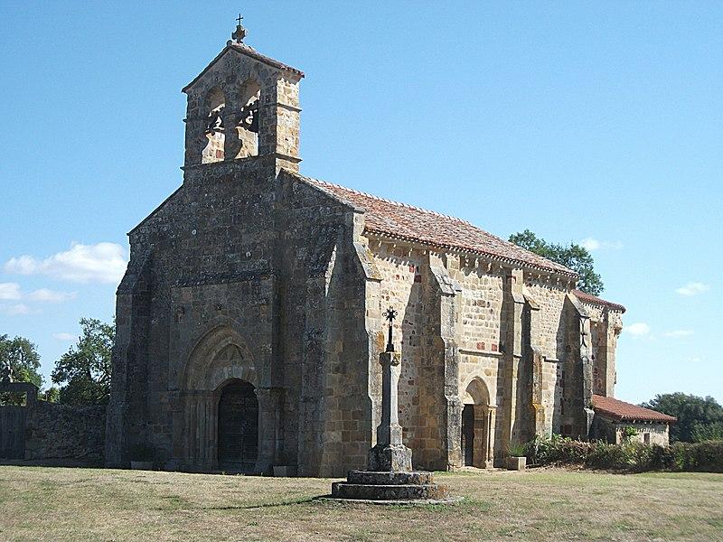 Photo du Monument Historique Eglise Saint-Germain situé à Sauvagny