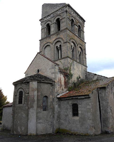 Photo du Monument Historique Eglise Saint-Martin de Senat situé à Taxat-Senat