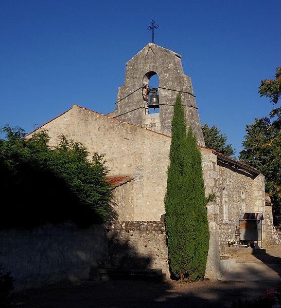 Photo du Monument Historique Eglise Saint-André situé à Valignat