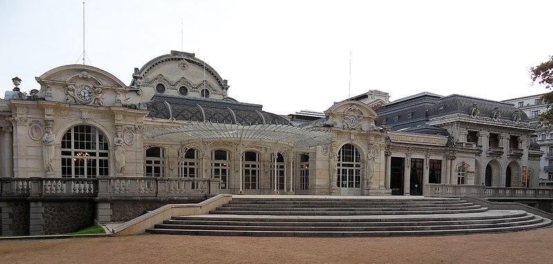 Photo du Monument Historique Théâtre et grand Casino situé à Vichy