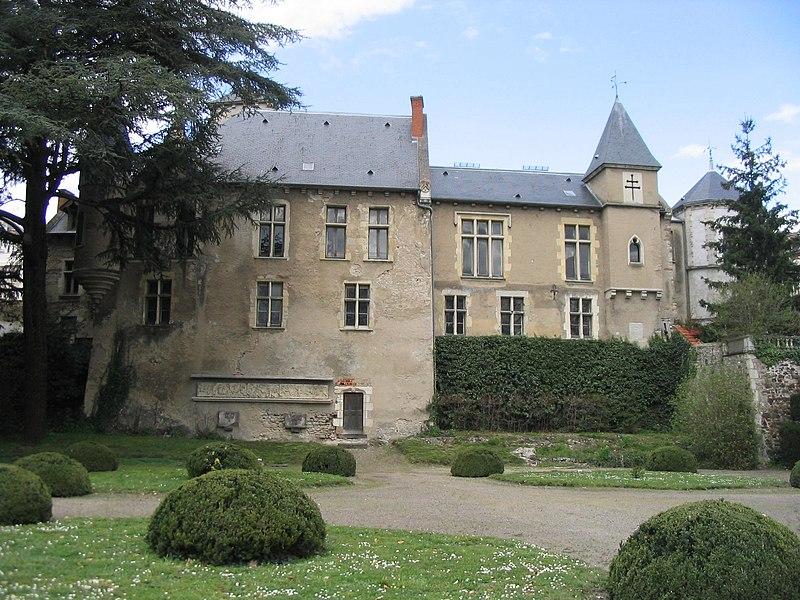 Photo du Monument Historique Maison dite du Bailliage situé à Vichy