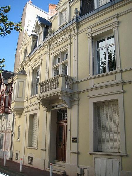 Photo du Monument Historique Villa Saint-Michel-Archange situé à Vichy