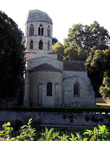 Photo du Monument Historique Eglise Saint-Maurice situé à Vicq