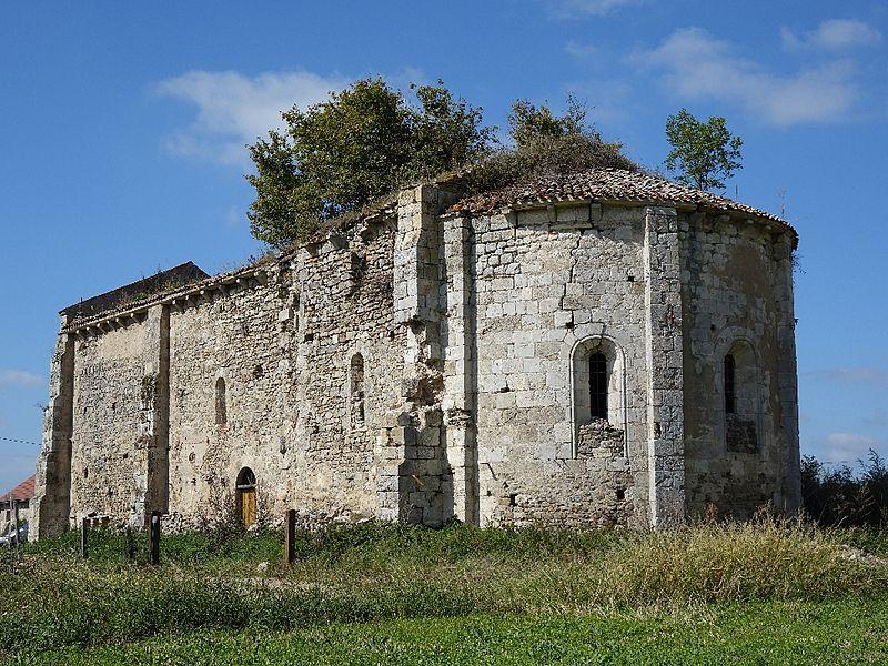 Photo du Monument Historique Chapelle de Reugny situé à Laféline