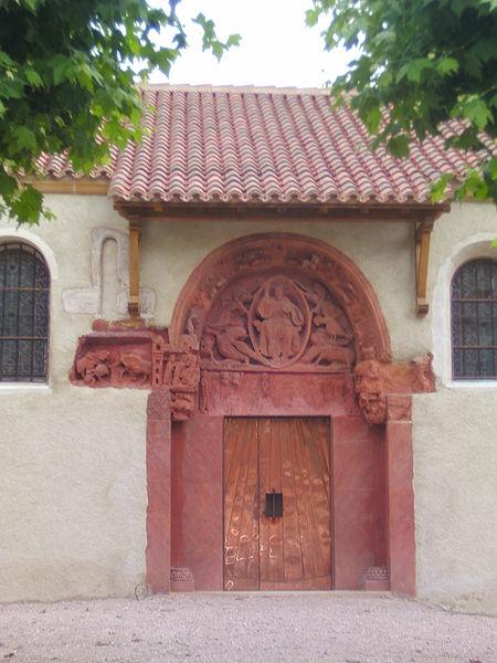 Photo du Monument Historique Eglise Saint-Georges situé à Chassenard