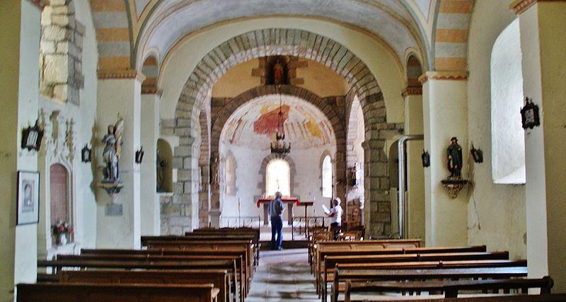 Photo du Monument Historique Eglise Saint-Pierre situé à Loddes