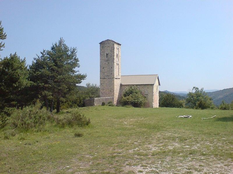 Photo du Monument Historique Chapelle Saint-Thyrse situé à Castellane