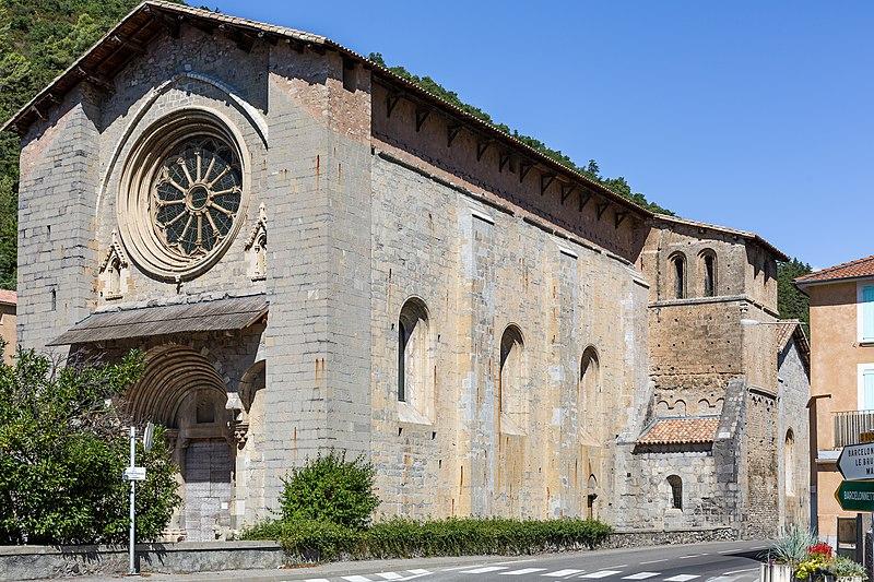 Photo du Monument Historique Cathédrale  dite église Notre-Dame-du-Bourg situé à Digne-les-Bains