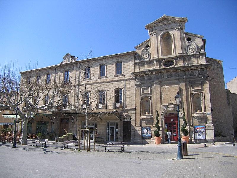 Photo du Monument Historique Collège situé à Forcalquier