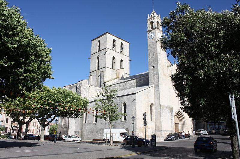 Photo du Monument Historique Eglise Notre-Dame-du-Bourguet situé à Forcalquier