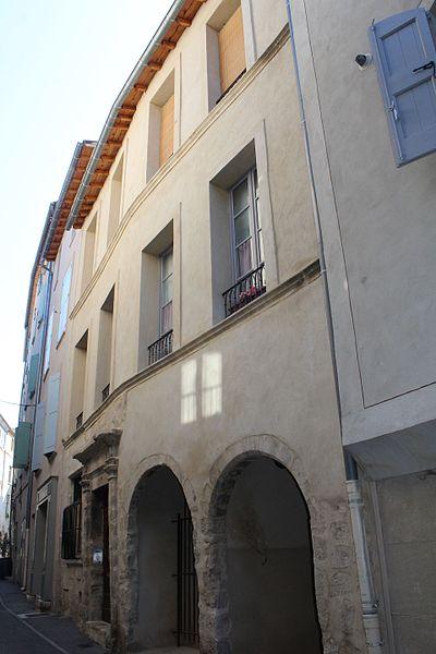 Photo du Monument Historique Hôtel Arnaud situé à Forcalquier