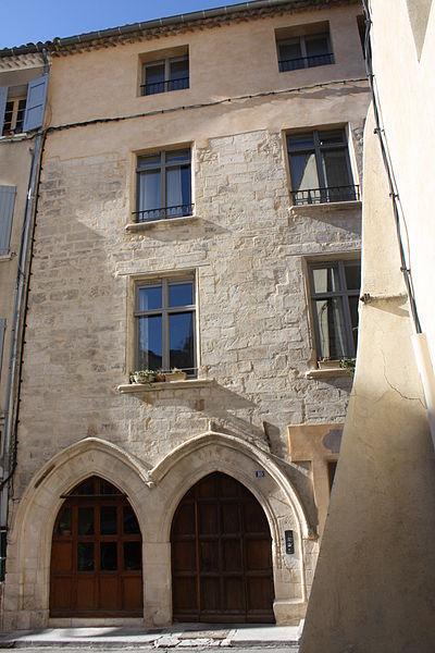 Photo du Monument Historique Hôtel d'Autane situé à Forcalquier