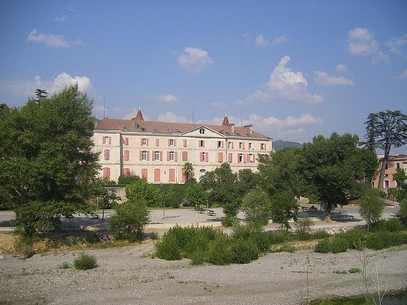 Photo du Monument Historique Château situé à Malijai