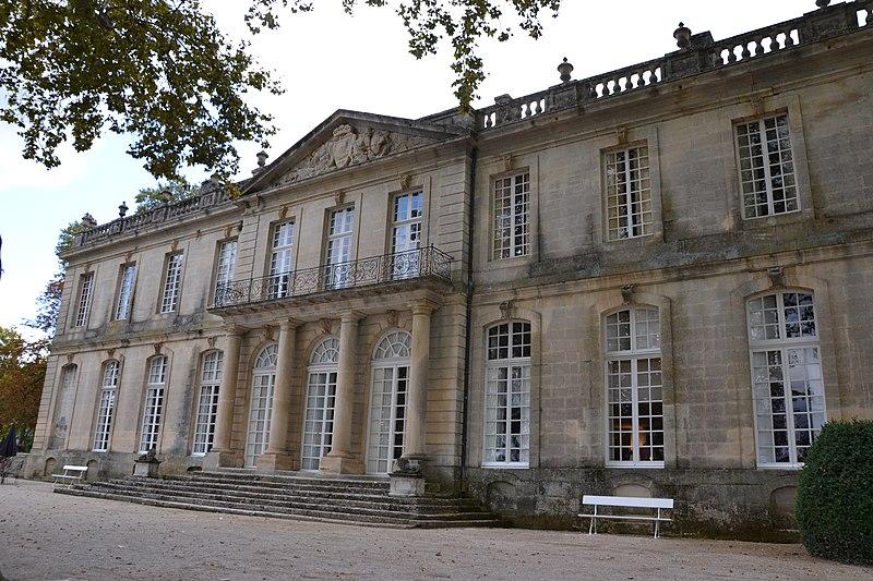 Photo du Monument Historique Château de Sauvan situé à Mane