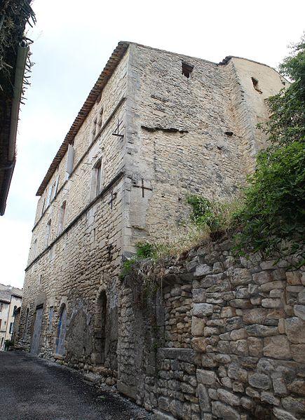 Photo du Monument Historique Hôtel de Miravail situé à Mane