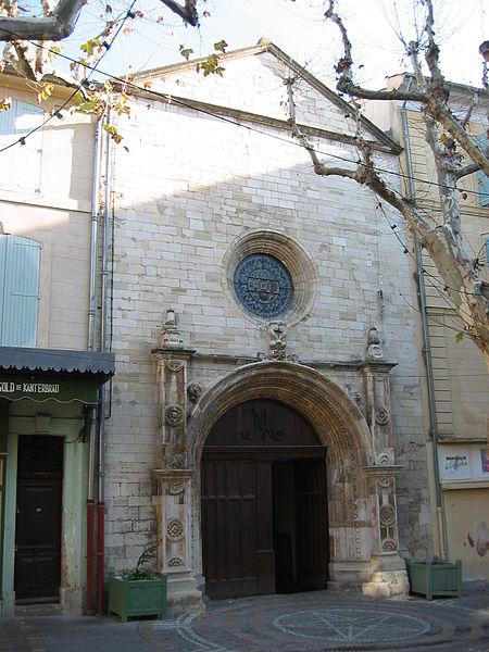 Photo du Monument Historique Eglise Notre-Dame-de-Romigier situé à Manosque