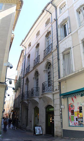 Photo du Monument Historique Hôtel de Gassaud situé à Manosque