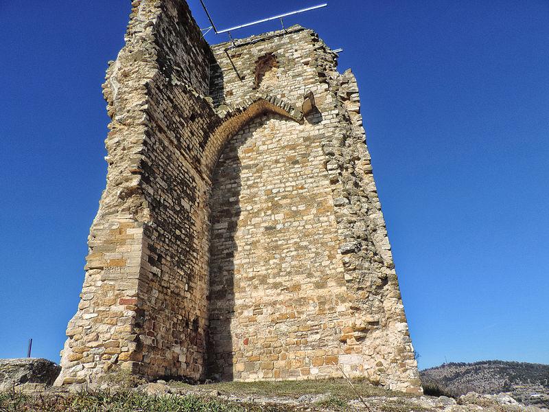 Photo du Monument Historique Tour du Mont d'Or (restes) situé à Manosque