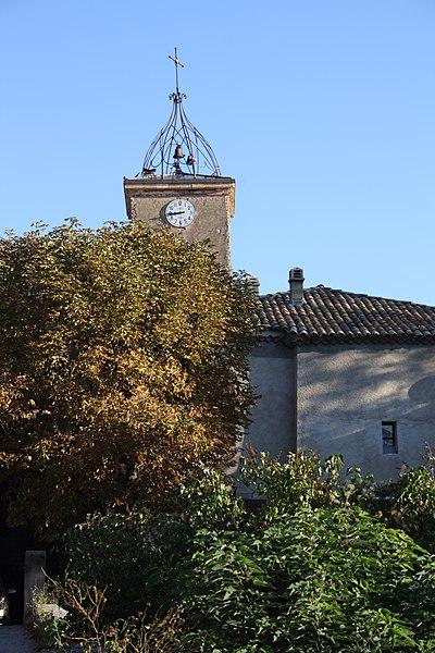 Photo du Monument Historique Eglise situé à Marcoux