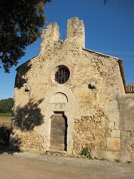 Photo du Monument Historique Chapelle Saint-Honorat situé à Les Mées