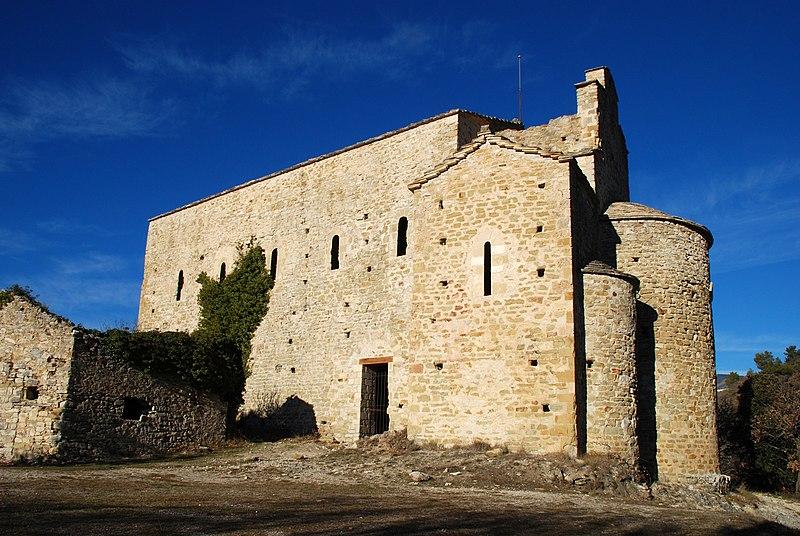 Photo du Monument Historique Chapelle Saint-Donat situé à Montfort