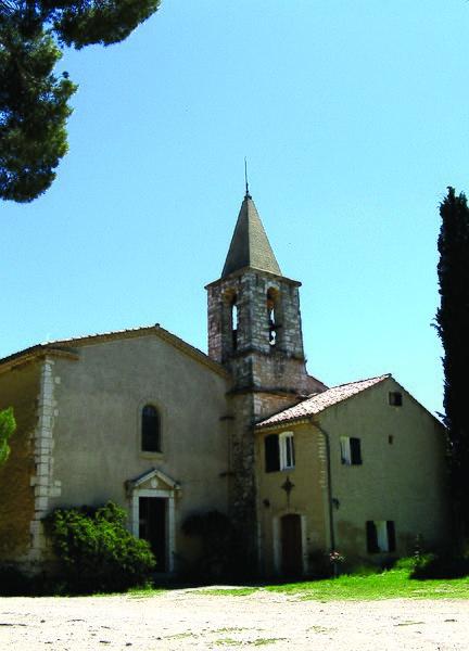 Photo du Monument Historique Chapelle Saint-Maxime situé à Riez