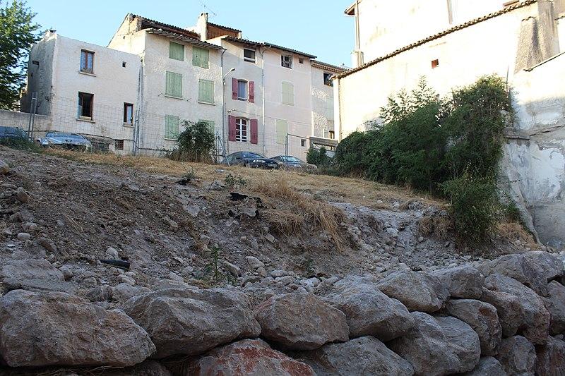 Photo du Monument Historique Immeuble situé à Riez